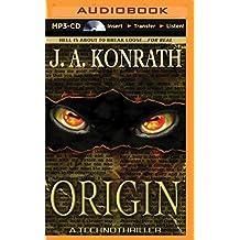 Origin: A Technothriller (Technothrillers) by J. A. Konrath (2015-08-25)