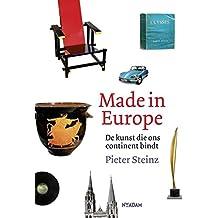 Made in Europe: de kunst die ons continent bindt