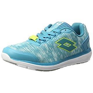 Lotto Sport Damen Ariane VI PRT AMF W Sneakers Blau Tah/BLU SCU, 40 EU