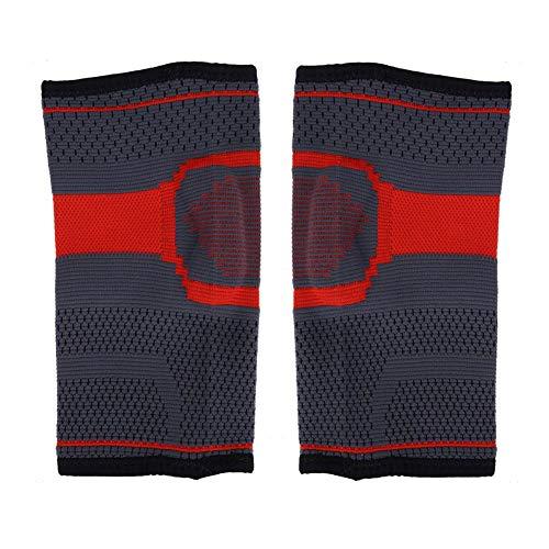 Ellenbogenstütze, 1 Paar Sport Silica Arm Pad Sleeve(S) (Maus-pad-basketball)
