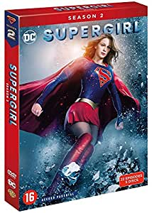 Supergirl - Saison 2 - DVD - DC COMICS