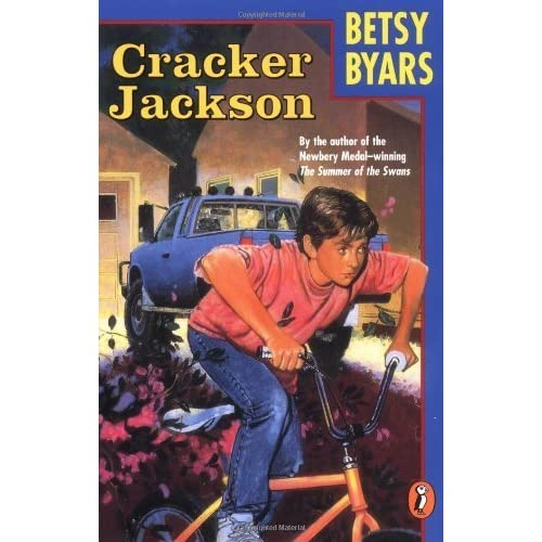 Cracker Jackson (Puffin Story Books) by Betsy Byars (1986-10-07)