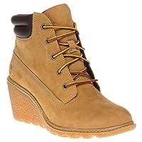 Queste scarpe uniscono la stabilitˆ e lo slancio di una zeppa con la qualitˆ di una scarpa Timberland: godetevi gli stivaletti Earthkeepersš Amston 6-Inch.