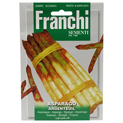 Seeds of Italy Ltd Franchi Asperge d'Argenteuil
