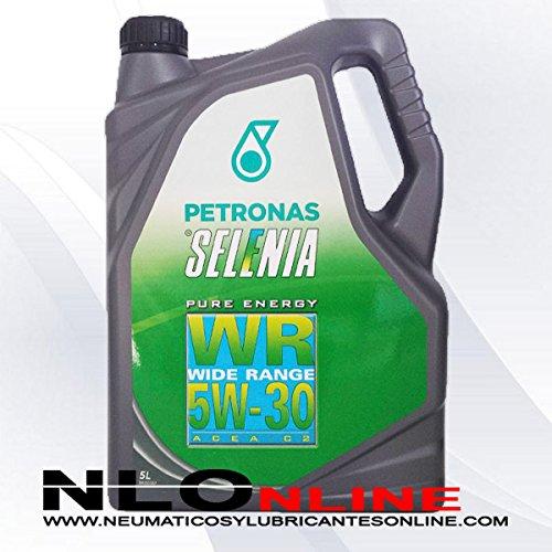 petronas-selenia-wr-pure-energy-5w30-5ltrs