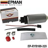 epman 320lph ad alte prestazioni pompa del carburante per Walbro f20000169255LPH per tuning auto da corsa ep-ryb169–320