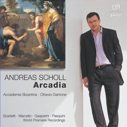 Arcadia (Oeuvres de Scarlatti, Marcello, Gasparini, Pasquini) (SACD)
