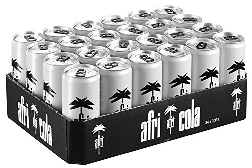 afri cola ohne Zucker 24er Pack (24 x 330 ml)