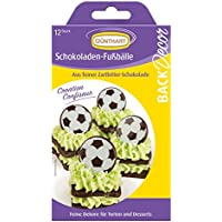 12Balones fútbol, Chocolate
