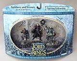 Der Herr der Ringe - Fighting Fellowship Gimli, Boromir, Legolas