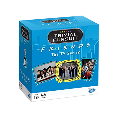 Winning Moves 027342 Friends Trivial Pursuit