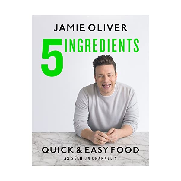 5 Ingredients – Quick & Easy Food 51ugTdfx 2B6L