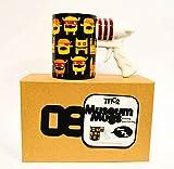 Tasse mit Pistolen-Motiv, Porzellan, tolles Geschenk – Topchoice Tasse – Einzigartiges Geburtstagsgeschenk – Tasse mit Pistolengriff – Deluxe Box