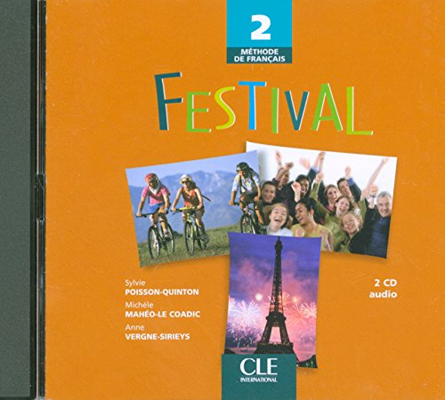 Festival 2 - CD audio collectifs