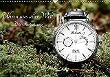 Uhren aus aller Welt - Die Fortsetzung (Wandkalender 2019 DIN A3 quer): Eine Sammlung verschiedener Zeitmesser. (Monatskalender, 14 Seiten ) (CALVENDO Technologie)