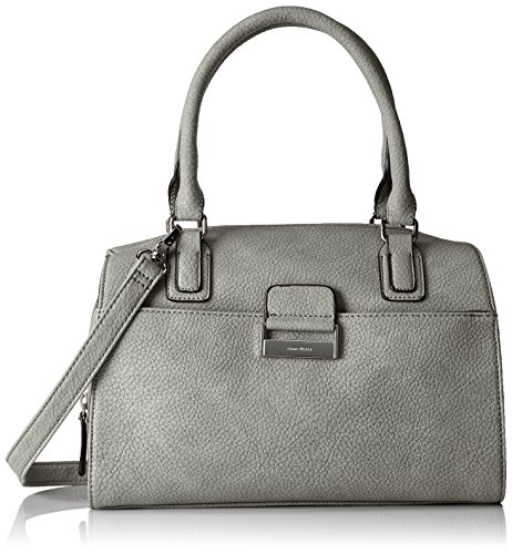 Gerry Weber - Talk Different Ii Handbag Shz, Borsette da polso Donna Grigio (Lightgrey)