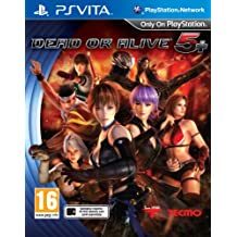Dead or Alive 5 Plus (Playstation Vita)
