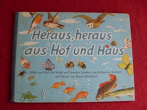 HERAUS,HERAUS AUS HOF UND HAUS