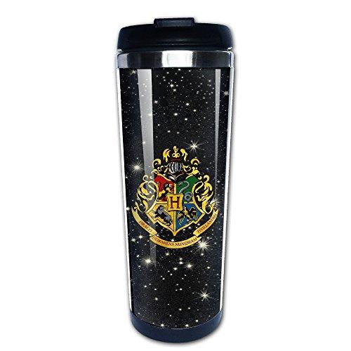 Harry Potter Logo Taza de café Thermos/termo de acero inoxidable