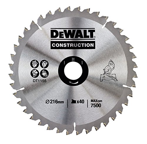 dewalt-dt1155qz-216-x-30mm-x-40-tooth-circular-saw-blade-construction