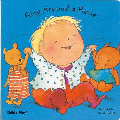 Ring Around a Rosie: USA Edition (Baby Board Books)