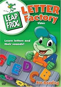 Leap Frog - Letter Factory [Import USA Zone 1]