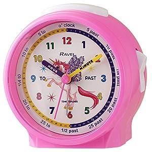 Ravel Reloj despertador infantil para