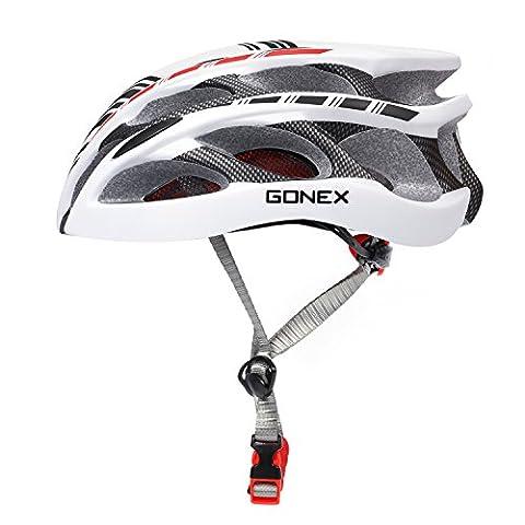 Gonex - Casque VTT-VTC Casque de vélo Casque Cyclisme Route