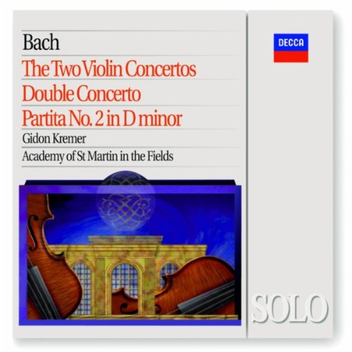 Bach, J.S.: The 2 Violin Conce...