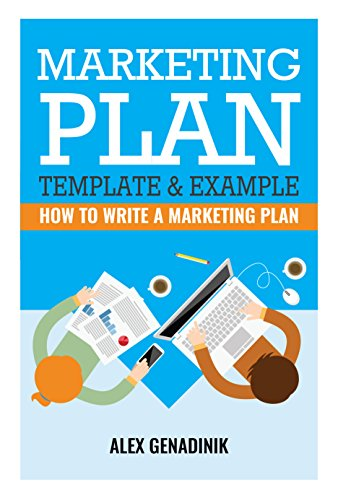 Marketing Plan Template & Example: How to write a marketing plan (English Edition)