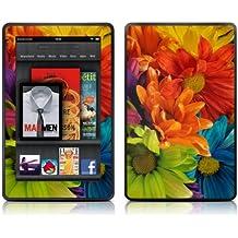 Decalgirl Skin (autocollant) pour Kindle Fire - Colours (compatible uniquement avec Kindle Fire)