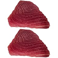 The Upper Scale Ltd Tuna Yellow Fin steaks 2 X 160g