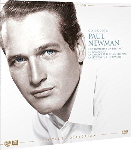 Pack Paul Newman Colección Vinilo [DVD]