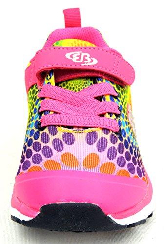 """sabellicus fille Baskets Velcro Léger Multicolore 591189Creation VS """" Multicolore - Bunt"""