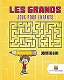Les Grands Jeux Pour Enfants : Labyrinthe 6 Ans