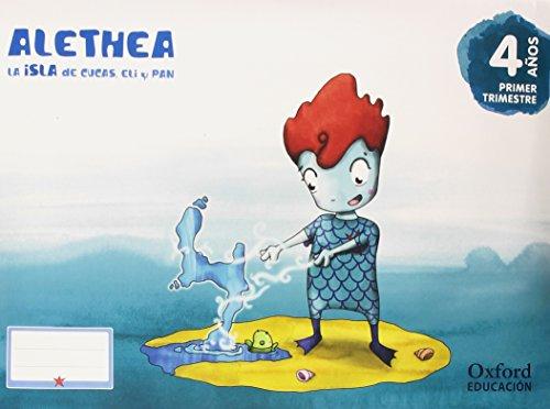 Alethea and daisy, robin and me! blue pack global 4 años (global alethea - elt)