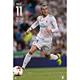 Grupo Erik Editores gpe5179–Poster 2017/2018mit Design Real Madrid Bale, 61x 91.5cm