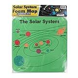 FindingKing 72 foam solar system map