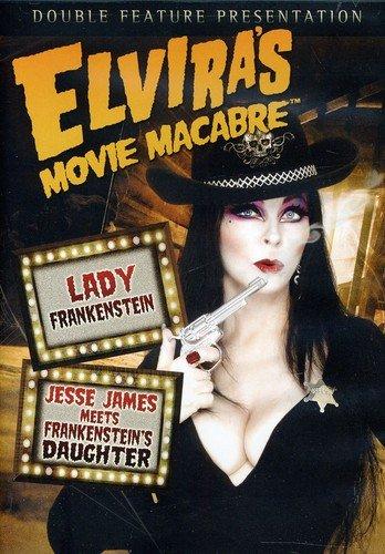 Elvira's Movie Macabre: Lady Frankenstein / Jesse James Meets Frankenstein's Daughter Lady Frankenstein