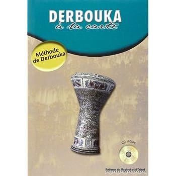 A la Carte Derbouka CD