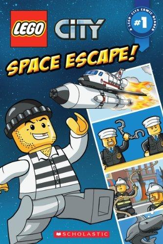 LEGO City: Space Escape Comic Reader by Rafat Kotsut (2013-04-30)