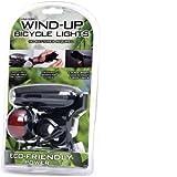 Unicom Wind Up Bicycle Lights