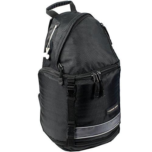 Kamerarucksack CAMBAG Fotorucksack D-SLR Laptop Rucksack Kameratasche Schwarz - Auswahl (Oslo - Sling Backpack Medium) Medium Camcorder Case