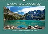 Alpentraum Kandersteg (Wandkalender 2019 DIN A3 quer): Die faszinierende Bergwelt von Kandersteg und dem Oeschinensee gilt als UNESCO Weltkulturerbe (Monatskalender, 14 Seiten ) (CALVENDO Orte)