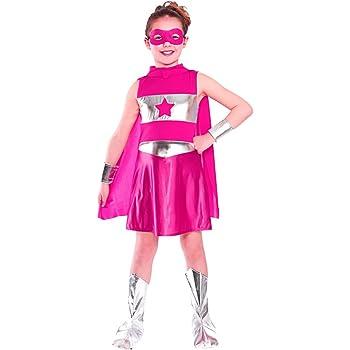 Girls Majorette Fancy Dress Costume Blue 158cm Kids Childs Outfit