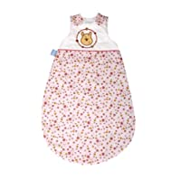 Julius Zöllner 9200311002 - Schlafsack mit Applikation Disney Adorable Pooh Girl 110