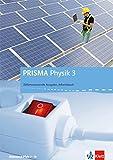 PRISMA Physik. Differenzierende Ausgabe für Rheinland-Pfalz / Arbeitsbuch 3: 9.-10. Schuljahr -