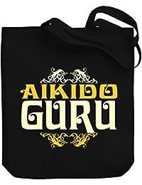 Teeburon Aikido GURU Bolsa de Lona