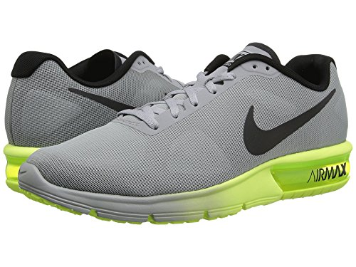 Air Black Volt Sequent Grey Wolf Nike Max Gris Herren Laufschuhe Rv8wzvfq5x