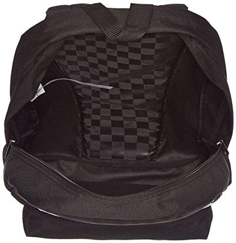 Vans Old Skool Ii Backpack Zaino Casual, 42 Cm, 22 Liters, Nero (Black/White) - 4